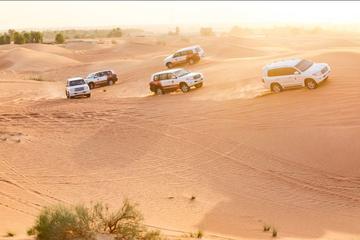 Dubai Desert Safari with Burj Khalifa - Ticket Only with No transfer...