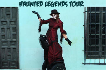 Austin Haunted Legends Segway Tour