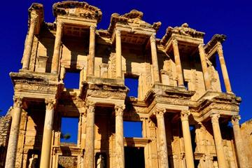 Ephesus Tour with Temple of Artemis and Sirince Village from Izmir