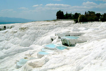 Pamukkale Small Group Day Tour from Kusadasi or Selcuk