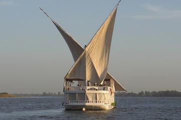5-tägige Segeltour von Luxor bis Assuan