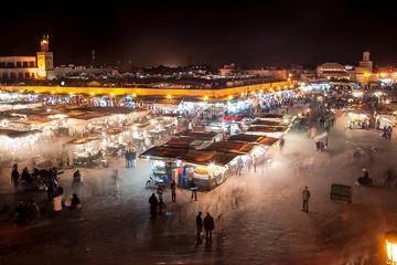 Circuit de 7nuits aux villes impériales et au sud du Maroc au départ...