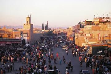 City tour guiado privado: Descubra a autêntica Marraquexe