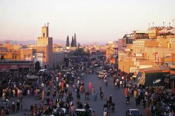 Private Guided City Tour of Marrakech