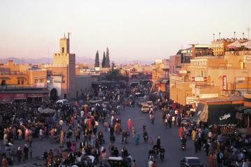 Recorrido guiado por la ciudad: Descubra la auténtica Marrakech