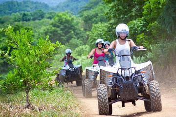 Multi Attractions:Private Atvs 4x4 Safari:Eco-Adventures  from Punta Cana