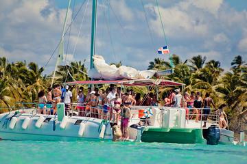 Saona Island Ultimate Adventure from Punta Cana