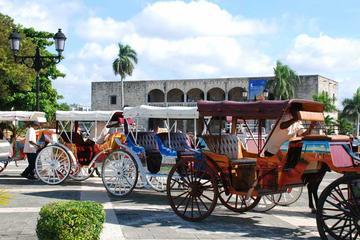 Visite touristique de Saint-Domingue au départ de Punta Cana