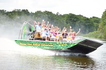 Book 1-hour Airboat Tour on Lake Panasoffkee on Viator