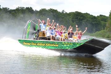 Private Airboat Tour on Lake Panasoffkee