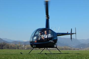 Alla scoperta del volo: la prima esperienza di volo in elicottero in