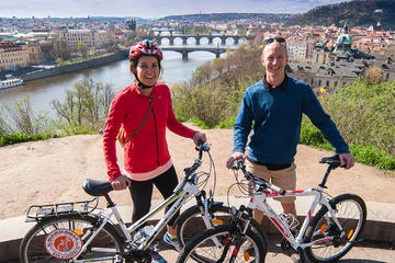 E-Bike Panoramic City Tour of Prague...