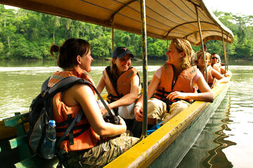 Andes and Amazon Tour from Quito in 5-Days
