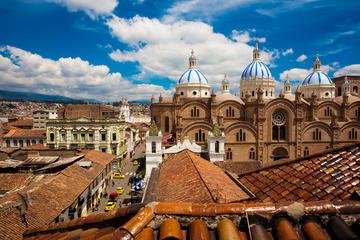 City tour de meio dia particular em Cuenca, incluindo Mirador de Turi