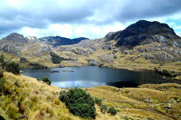 Hiking Adventure in El Cajas National Park