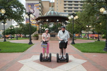 Executive Downtown San Antonio Segway Tour