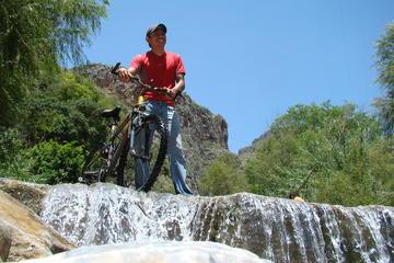 Excursión a Sierra Gorda en bicicleta...