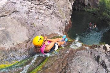 Paso de Vaqueros Canyoning Adventure