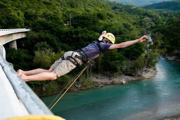 Santiago de Querétaro Bungee Jumping...