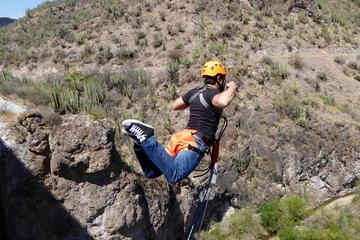 Santiago de Querétaro Bungee-Jumping Adventure