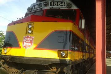 Excursión por el Canal de Panamá en ferrocarril