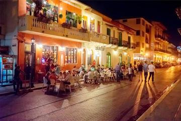 Excursión privada nocturna por Panamá