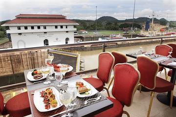 Experiencia gastronómica en el Canal de Panamá: Almuerzo en el...