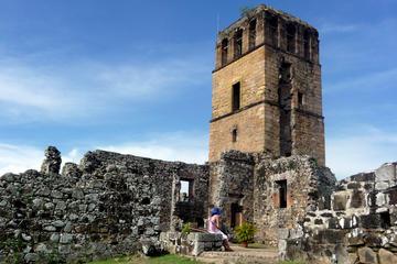 Recorrido turístico por las ruinas de Panamá Viejo