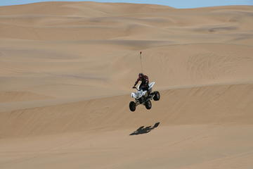 90 Minute Private Quad Bike Tour: Giza Plateau and Pyramids