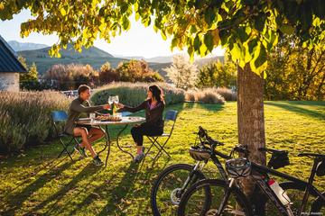 Gibbston Valley Wineries Self-Guided Bike Tour from Queenstown