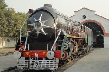 Private Day Trip from Delhi to Steam Locomotive Shed and Rail Museum in Rewari