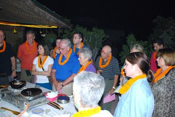 Private Evening Delhi Tour Including Local Temple Visit and Saatvik Culinary Experience