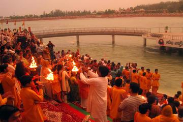 Private Tour: Ganga Aarti Hindu...
