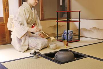 京都を満喫 - プライベート茶道体験と和食ランチ