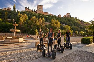 2-Hour Segway Tour Granada