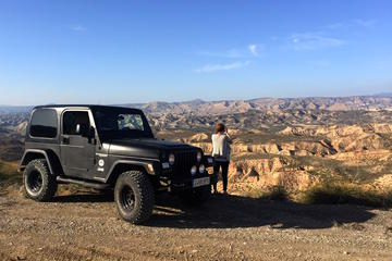 Highlights of the Province of Granada: Off-road adventures on Jeep...