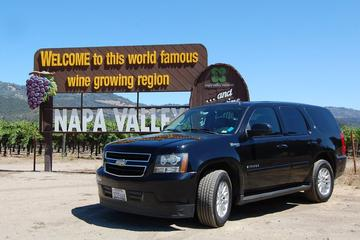 Private 8 Hour Napa Valley Wine Tour