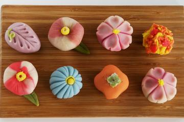 Wagashi Making at a Private Home in Tokyo