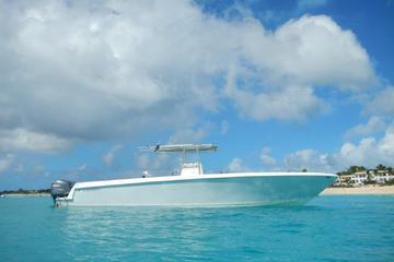 Croisière touristique et plongée libre à Saint-Martin