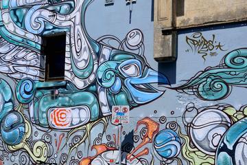 Melbourne Street Art Rickshaw Safari