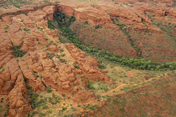 Uluru, Kata Tjuta & Kings Canyon Fixed-Wing Scenic Flight