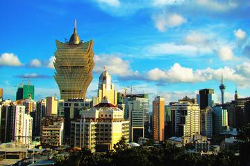 香港とマカオのホテルとフェリーに3泊