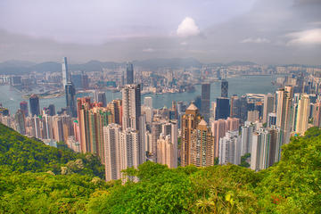 5-Hour Group Tour: Hong Kong City...