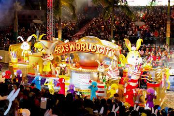 Chinese New Year Parade plus Hong...