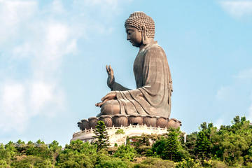 Coach Day Tour - Lantau Island Visiting and Giant Buddha Cable Car...