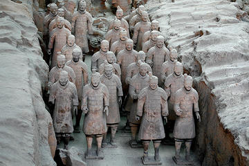 Day Tour - Terracotta Warriors and Banpo Neolithic Village
