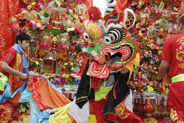 Full-Day Hong Kong Tin Hau Festival with Lunch
