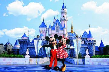 Hong Kong Disneyland Day Tour for...