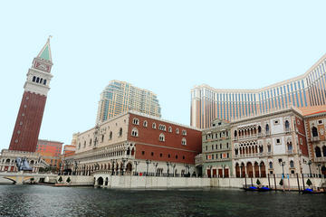 Macau Excursion with Venetian Resort Visit from Hong Kong Island