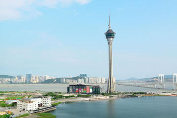 Macau Day Tour with One-Way Ferry from Hong Kong